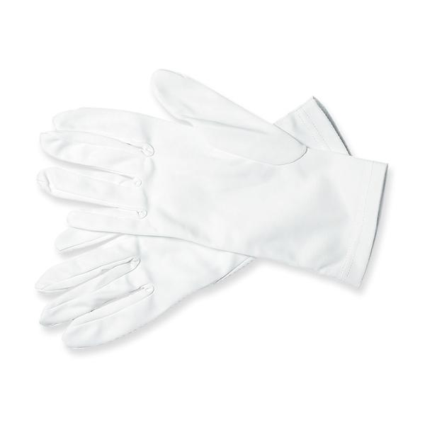 Gants Blanc Sans Couture