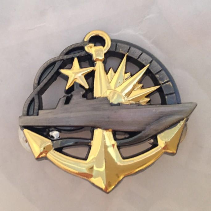 Insigne Surfacier Commandant