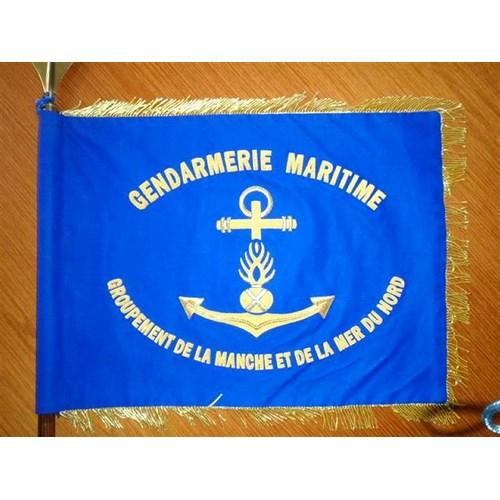 Drapeau Gendarmerie Maritime