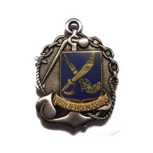 Insigne de Béret Fusilier marin