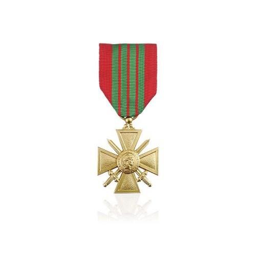 Ordonnance - Croix de Guerre 1939 - 1945