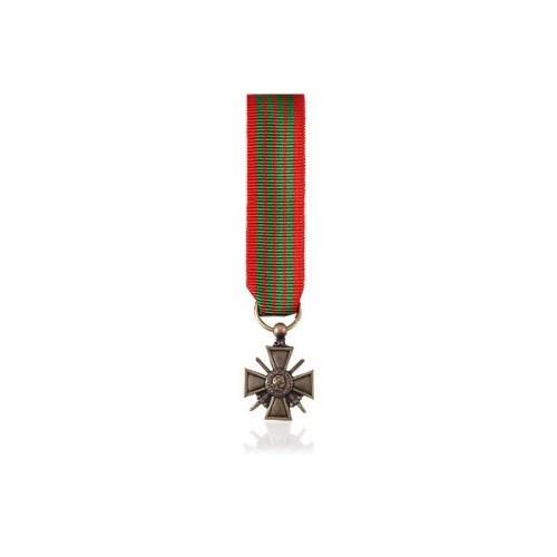 Réduction - Croix de Guerre 1939 - 1945