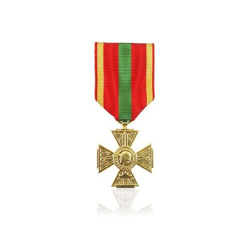 Ordonnance - Croix du Combattant Volontaire