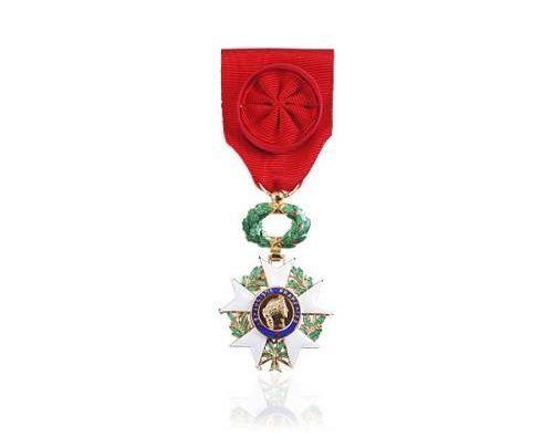 Légion d'honneur Ordonnance officier