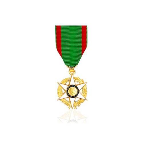 Mérite agricole Ordonnance chevalier