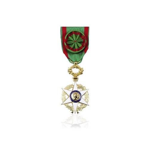 Mérite agricole Ordonnance officier