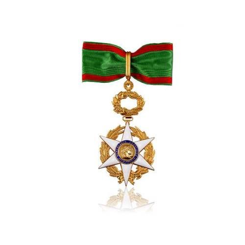 Mérite agricole Ordonnance commandeur