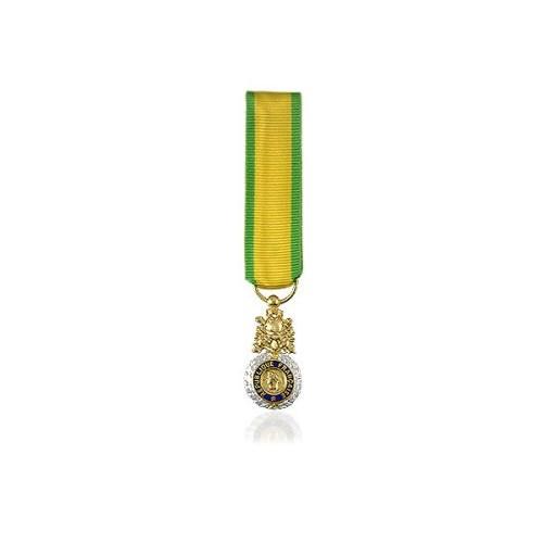 Réduction - Médaille Militaire