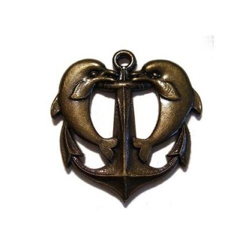 Insigne de Poitrine Plongeur de bord