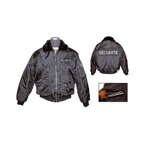 BLOUSON INTERVENTION - SECURITE