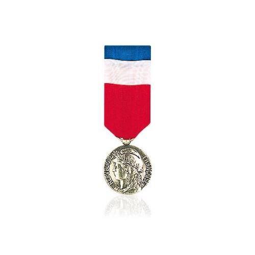 Médaille d'ancienneté du travail | 20 ans