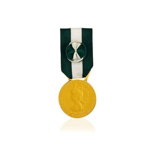 Médaille départementale et communale | Or