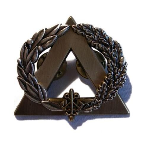 Insigne de Poitrine Brevet Secouriste bronze