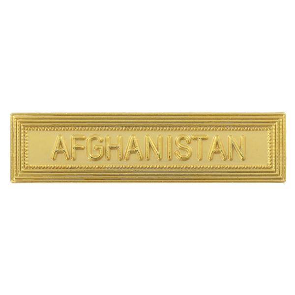 Agrafe Ordonnance Afghanistan