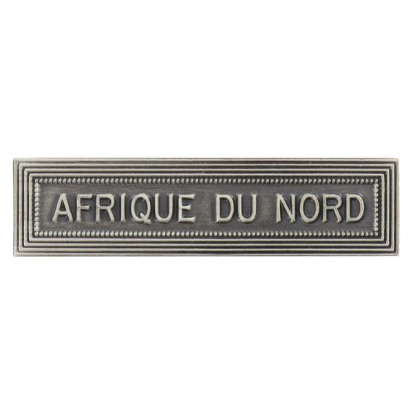 Agrafe Ordonnance Afrique du Nord