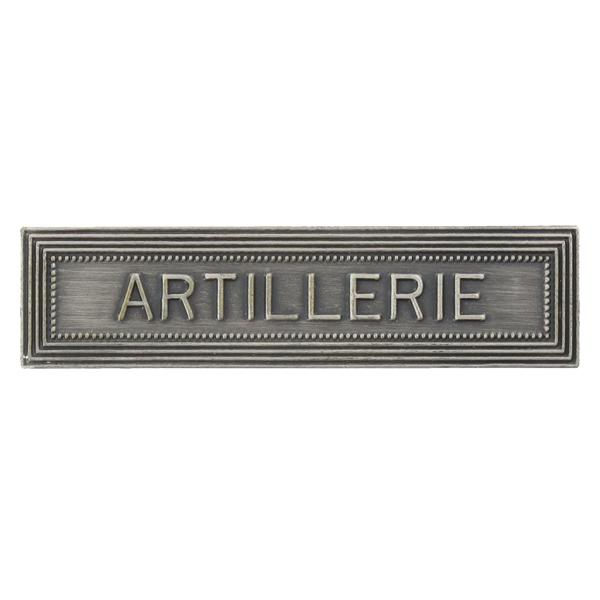 Agrafe Ordonnance Artillerie
