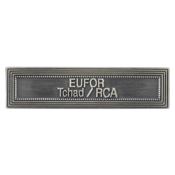 Agrafe Ordonnance EUFOR Tchad/RCA