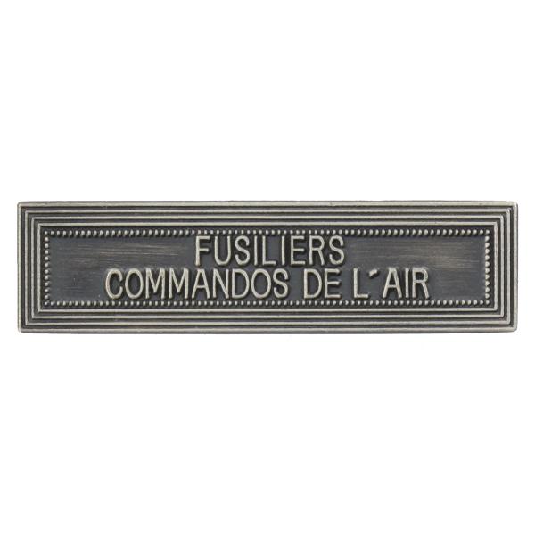 Agrafe Ordonnance Fusiliers Commandos de l'Air