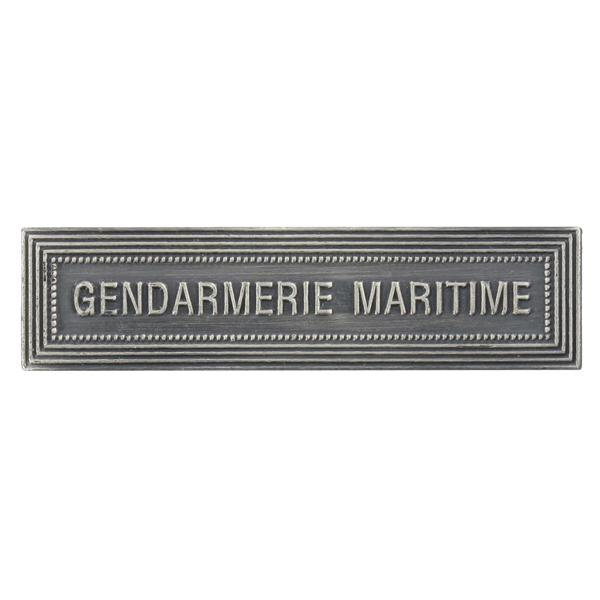 Agrafe Ordonnance Gendarmerie Maritime