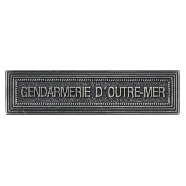Agrafe Ordonnance Gendarmerie d'Outre Mer