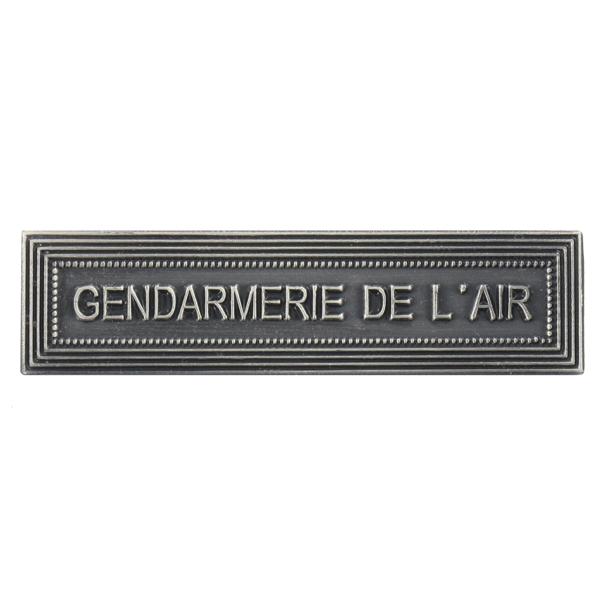 Agrafe Ordonnance Gendarmerie de L'Air