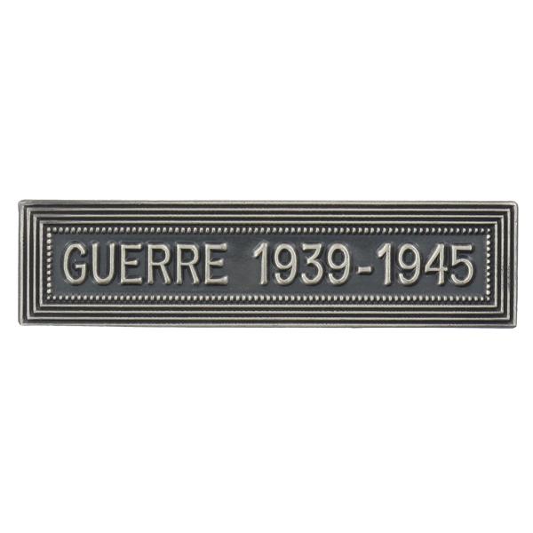 Agrafe Ordonnance Guerre 1939-1945