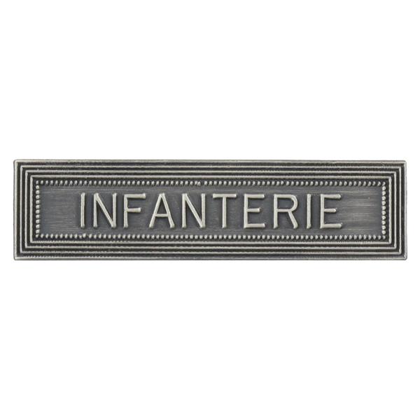 Agrafe Ordonnance Infanterie
