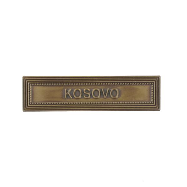 Agrafe Ordonnance Kosovo
