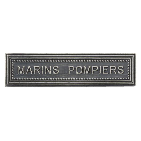 Agrafe Ordonnance Marins Pompiers
