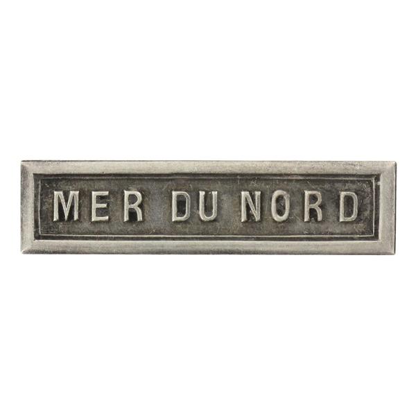 Agrafe Ordonnance Mer Du Nord