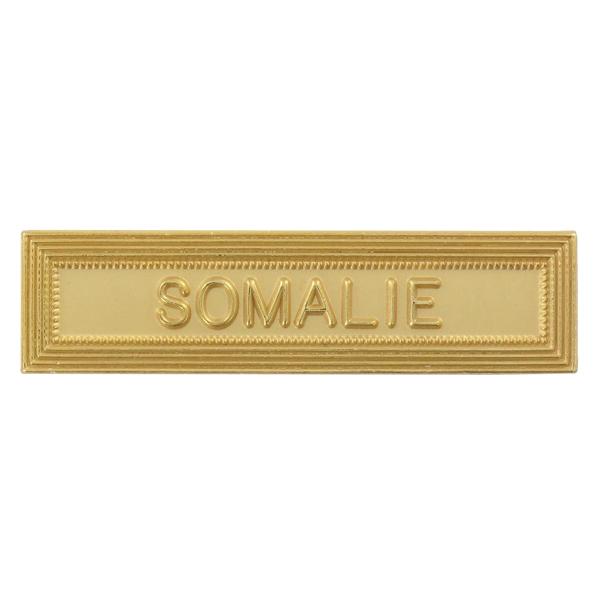 Agrafe Ordonnance Somalie
