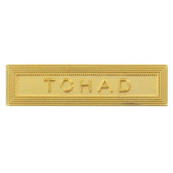 Agrafe Ordonnance Tchad
