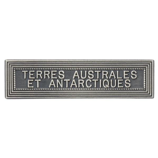 Agrafe Ordonnance Terre Australe et Antartique