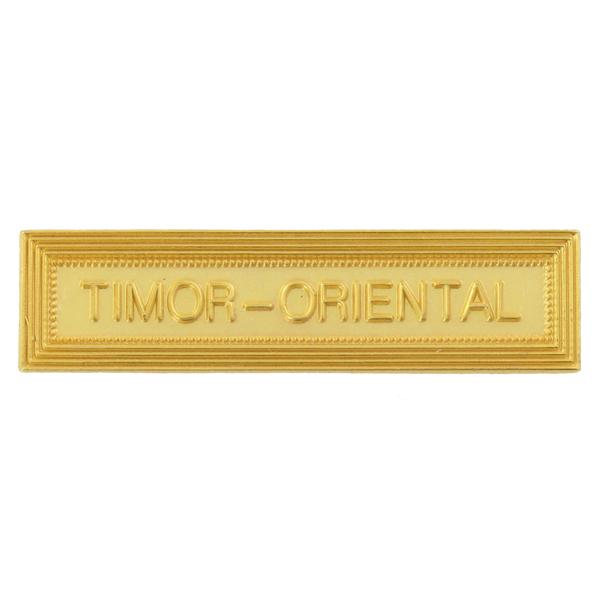Agrafe Ordonnance Timor-Oriental