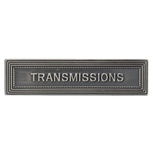 Agrafe Ordonnance Transmissions