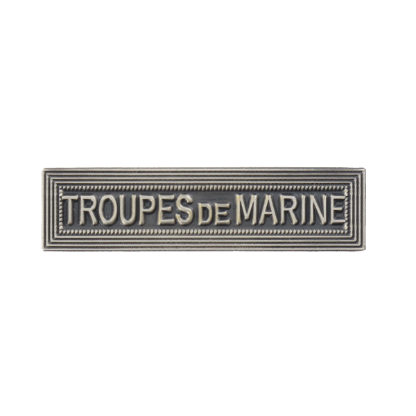Agrafe Ordonnance Troupes de Marine