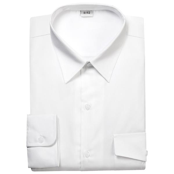 Chemise Gendarmerie Manches Longues Blanc