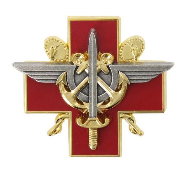 Insigne Service de Sant Interarmées