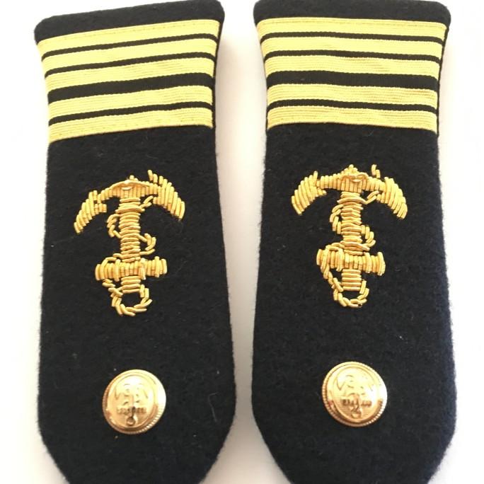 Pattes d'épaules - Capitaine de Vaisseau