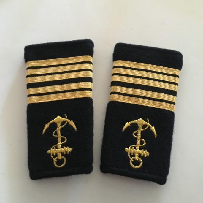Manchons - Capitaine de Vaisseau