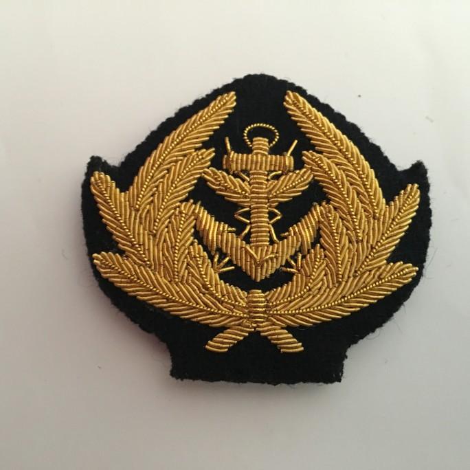 Macaron - Amiral - VERSO
