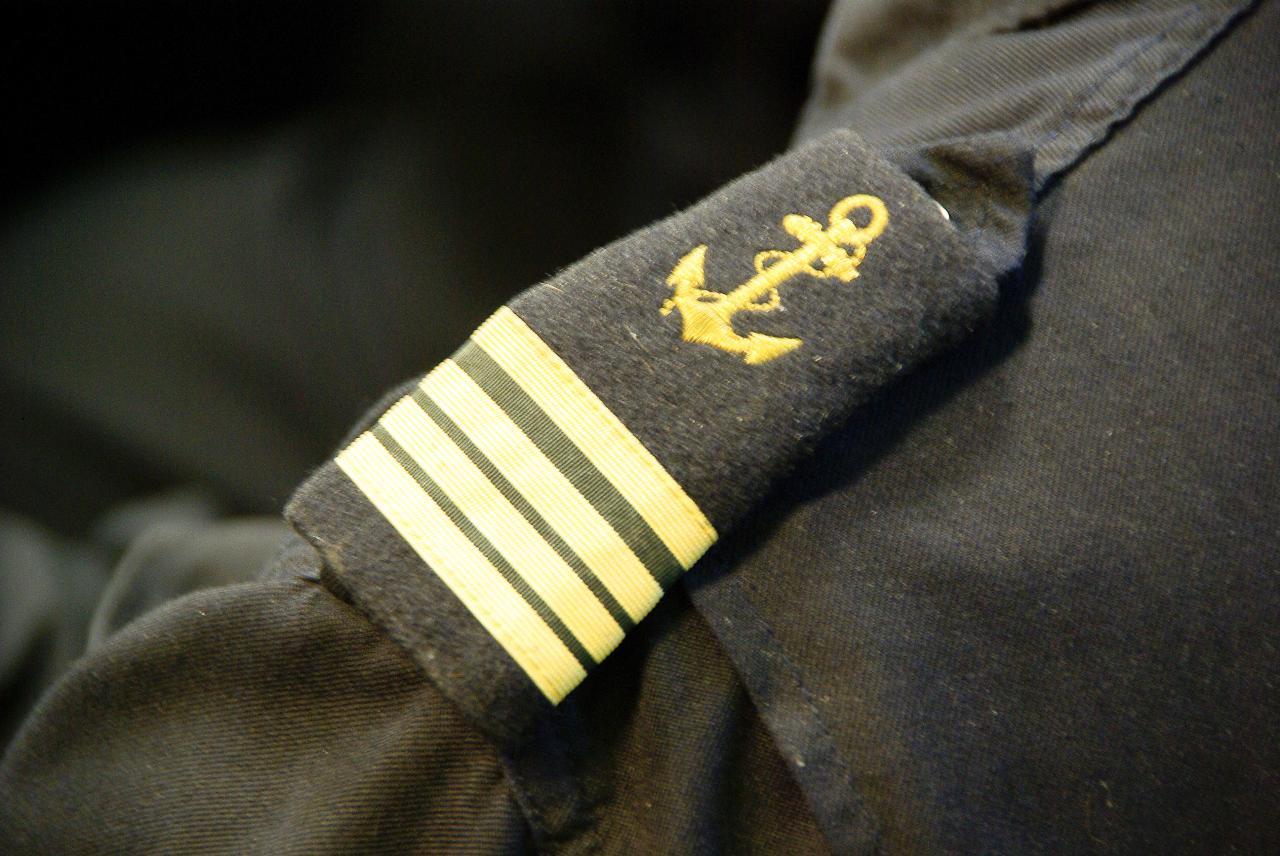 uniforme marine nationale