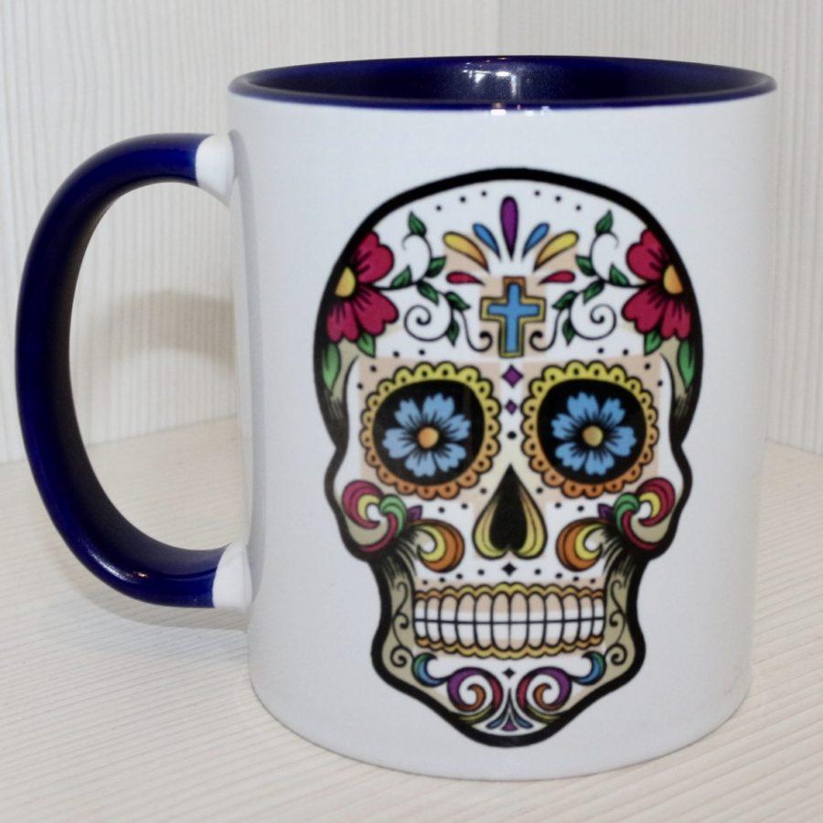 Mug Skull Mexicain