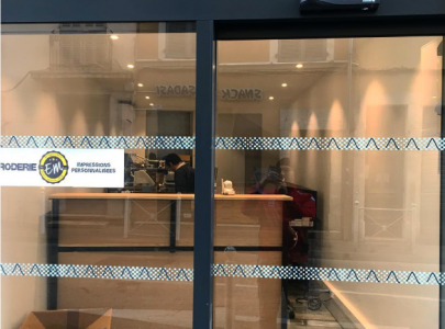 Nouvel atelier – Broderie / Flocage / Personnalisation
